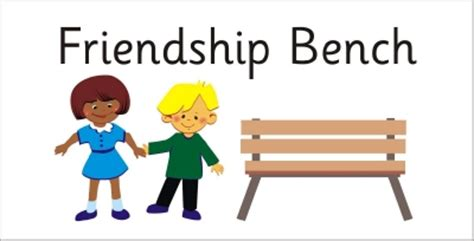 friendship benches price list shop learning off the wall outside classroom boards