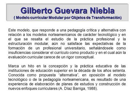 Modelo Curricular Guevara Niebla Universidad Valle De M 233 Xico Ppt Descargar