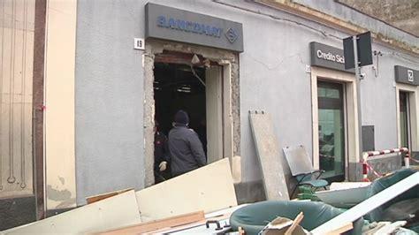 credito siciliano palermo esplosione al credito siciliano notte di paura a san