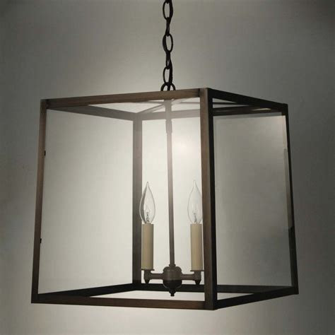 Square Pendant Light Northeast Lantern St1415 Transitional Square Trapezoid Hanging Pendant Light Atg Stores