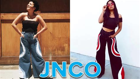 Women Wear Baggy Jeans From The '90s   YouTube