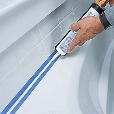 bathtub grout or caulk tired tub caulk and grout fix now save a lot later