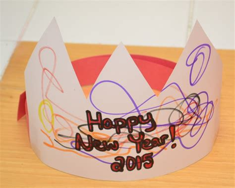 new crafts 5 easy new years crafts for