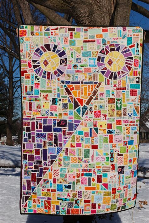 Quilt Owl by Quilt Story Ticker Owl Quilt Amazing
