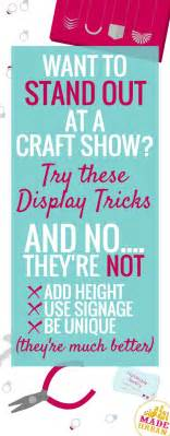 craft show booth ideas 17 best images about craft vendor booth display ideas on