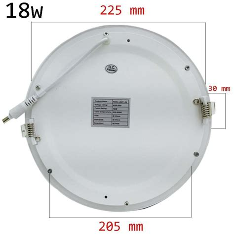 round led light fixtures led round ceiling panel lights