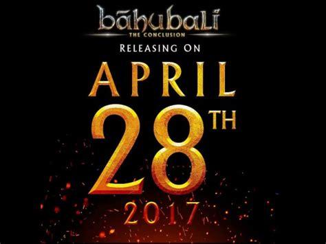 baahubali bahubali 2 release date why was ss rajamouli prabhas postponed