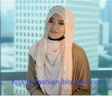tutorial jilbab untuk lebaran tutorial jilbab special untuk lebaran tutorial hijab