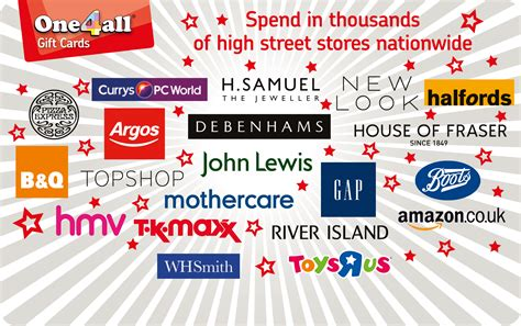 one4all media - One4all Gift Card Ireland