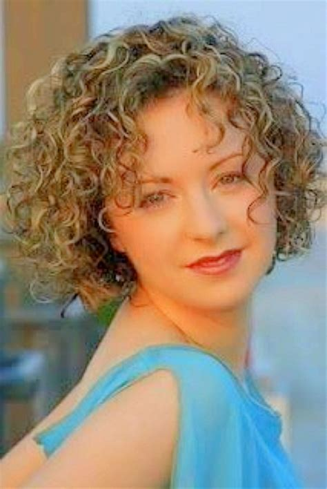 good hair style for curly har on 50 year old photo short haircuts for women with curly hair over 50