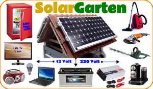 solaranlagen garten solaranlage f 252 r garten gartenhaus familiengarten