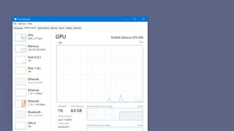 wann läuft windows 7 aus windows 10 build 16226 taskmanager zeigt auch die gpu
