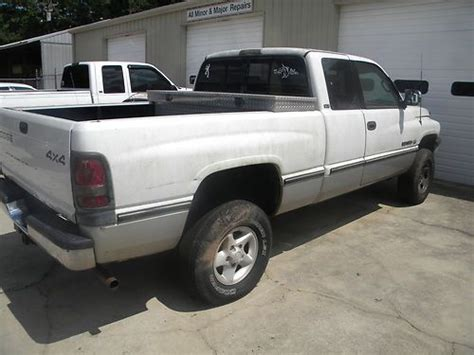 find used 1997 dodge ram 1500 4x4 no reserve in greenwood south carolina united states