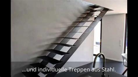 eisentreppe innen individuelle treppen aus stahl exklusive stahltreppen