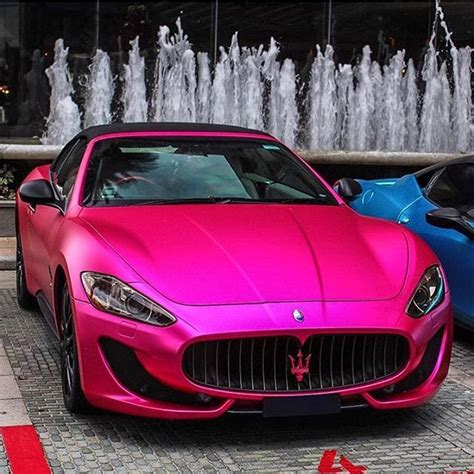 maserati pink 25 best ideas about maserati on cars