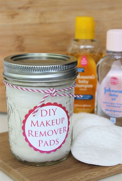 diy makeup remover pads make up remover pads how to make your own
