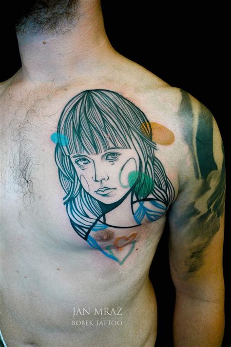 tattoo on left chest jan mraz tattoos askideas com