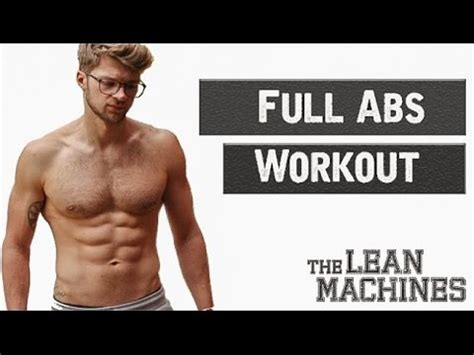 abs workout ad