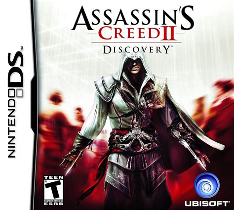 Ps3 Assassins Creed Ii Reg 3 Used Murah assassin s creed ii discovery ds