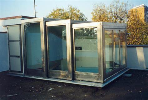 veranda in ferro e vetro realizzazione strutture metalliche in tutto il nord italia
