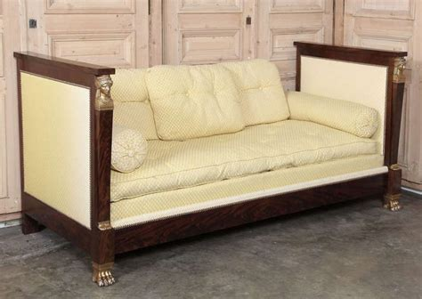 comfortable day beds 12 best american empire furniture images on pinterest