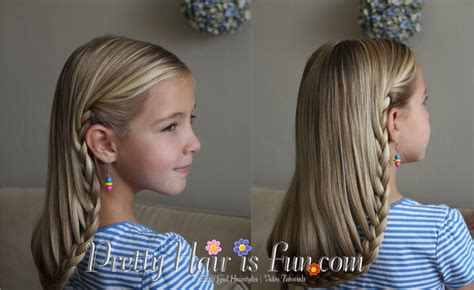 pretty hairstyles how to do how to do a snake braid hanging braid pretty hair is