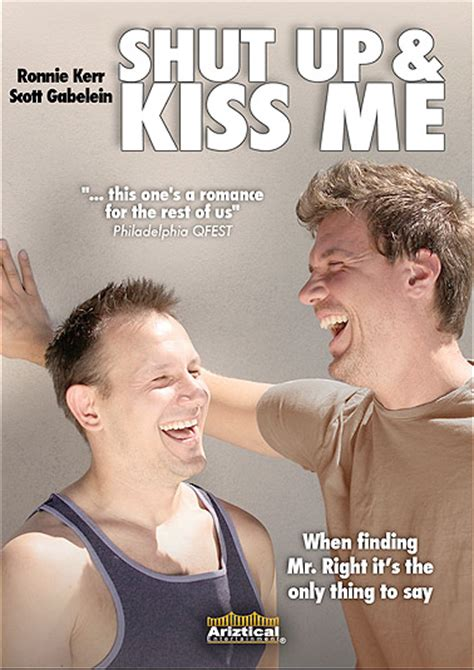 Film Shut Up And Kiss Me | movie reviews gay themed shut up kiss me