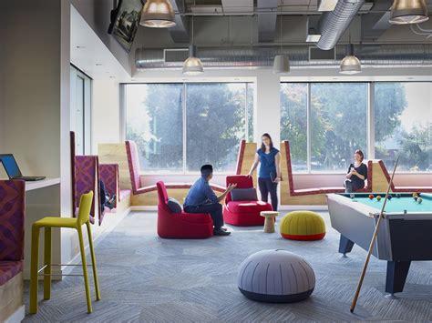 design cafe linkedin take a look at linkedin s new sunnyvale office officelovin