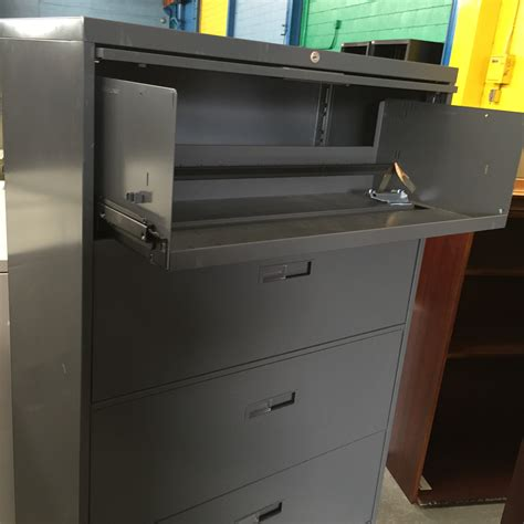 Steelcase Lateral File Cabinets Steelcase Five Drawer Lateral File Cabinets Anso Office Furniture