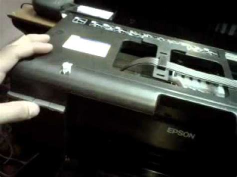 resetar cartuchos t50 epson t50 base antiderrames sistemas continuo de tinta