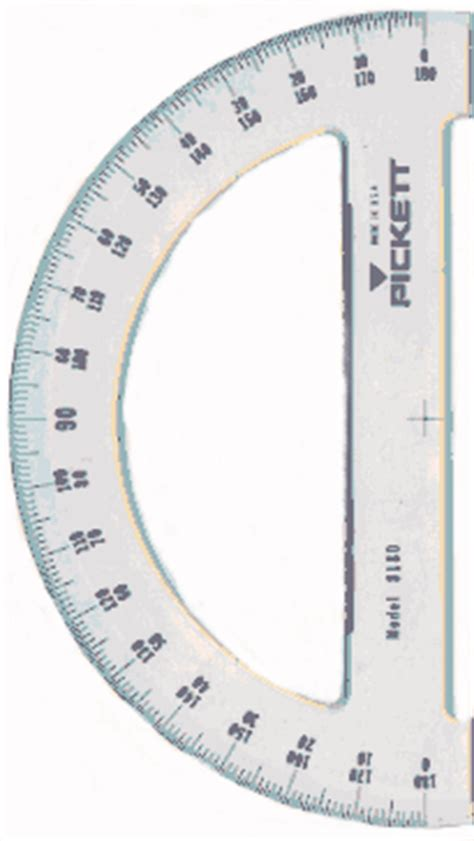 printable scalable protractor protractor template