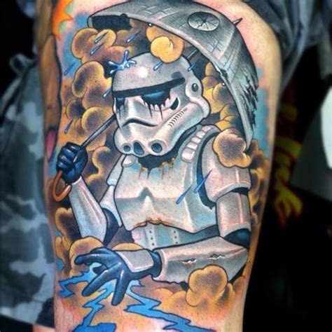 jar jar binks tattoo 5 awesome wars tattoos that will make you smile