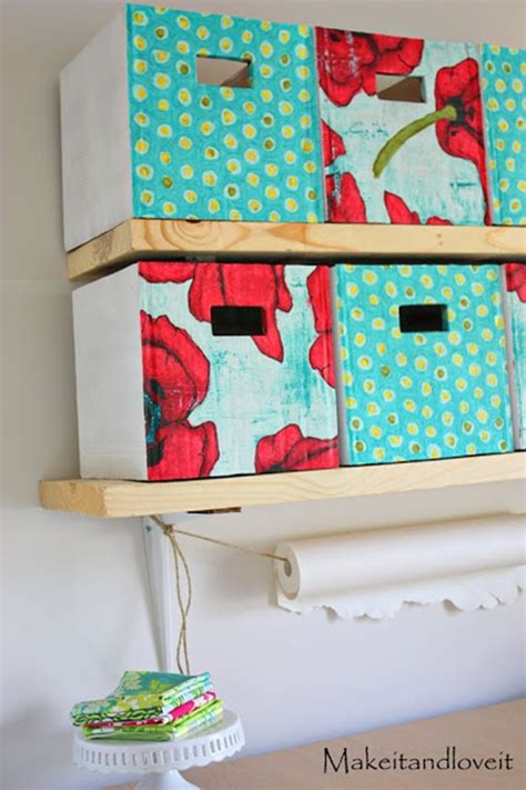 7 diy storage boxes get organized everythingetsy com