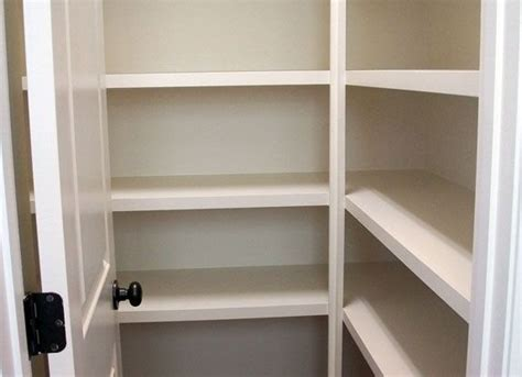 Wood Pantry Shelving Pantry Shelving Lot Number Alotnumber Spacious