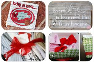 Valentine Gifts Ideas by Valentine S Handmade Gift Ideas Round Up Little Birdie