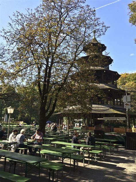 Englischer Garten München Chinesischer Turm öffnungszeiten by Ohne Titel 1