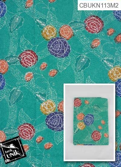 Kain Batik Katun Primis Cap 2 kain batik cap katun primis motif taman angkasa gordon obral batik murah batikunik