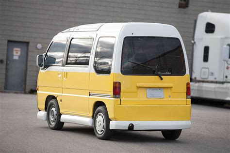1990 Subaru Sambar 1990 Subaru Sambar Vw 3410 6 Rightdrive Usa