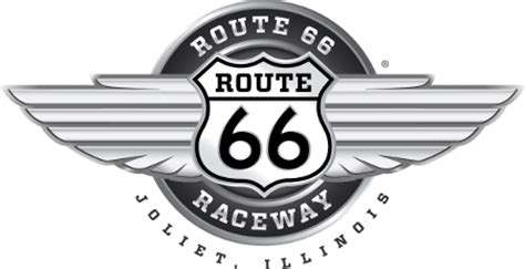 route 66 raceway unveils updated logo ahead of nhra