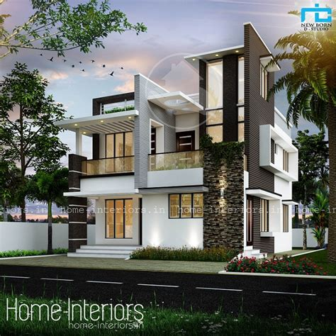 box type home design news 1600 sq ft floor box type home designs