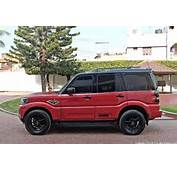 Mahindra Scorpio 2015 Review &amp Pictures Sting Kitup New