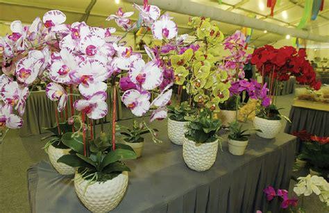 Paket Bunga Plastik Bunga Palsu Bunga Dekorasi Bunga Sintetis 4 yang penting selesa harian metro