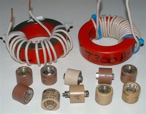 rf capacitors hex array rf transmitting component q