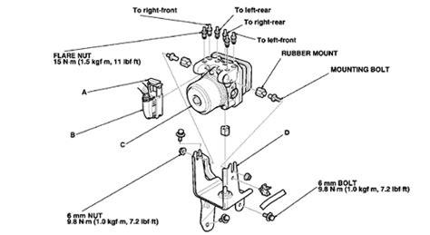 repair anti lock braking 2000 acura integra interior lighting repair guides anti lock brake system abs abs modulator control unit autozone com