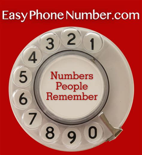 What Is A Vanity Phone Number by Get An Easy Phone Number Vanity Phone Numbers Easy To Remember Ph