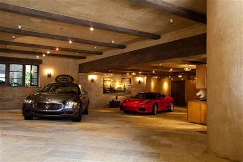 luxury garage underground garage ideas transitional garage luxury