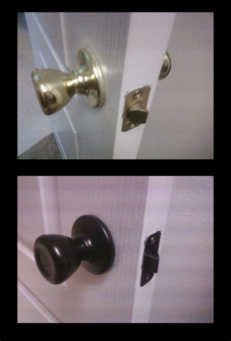 only best 25 ideas about paint door knobs on
