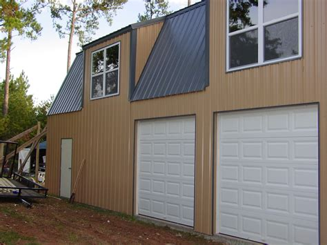 metal garage with living space independent and simplified with garage plans with