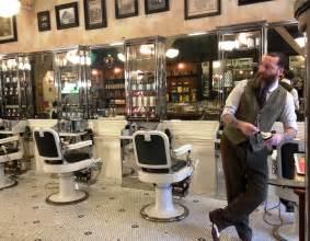 #OOTB2015 ? Proraso Barber Shop   La Marzocco
