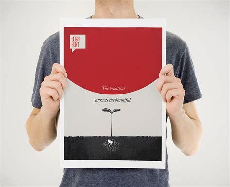ryan mcarthur 14 minimalist illustrated quotation posters by ryan